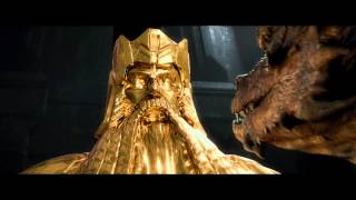 The Hobbit: Desolation of Smaug - final scene HD 1080p