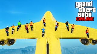 GTA 5 WINS: EP. 19 (AWESOME GTA 5 Stunts & Funny Moments Compilation)
