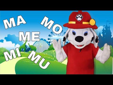 Xxx Mp4 Sílabas Ma Me Mi Mo Mu PAW PATROL Sílabo Videos Infantiles Educación Para Niños 3gp Sex