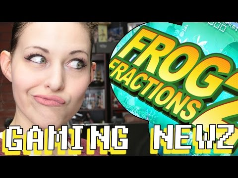 Frog Fractions ARG SOLVED GAMING NEWZ