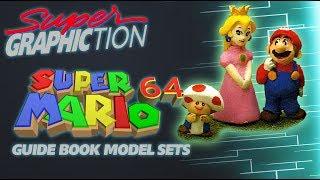 Super Graphiction - Super Mario 64 Guide Book Model Sets
