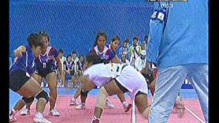 MAMATHA HAS ROCKED IN KABADDI FINAL ASIA 2010