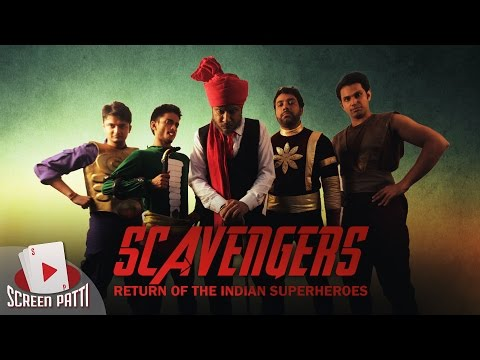 TSP || Scavengers - The Return of Indian Superheroes