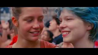 La vie d'adele / blue is the warmest color  (no official trailer)