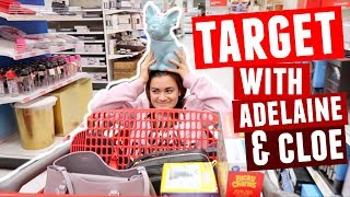 TARGET WITH ADELAINE & CLOE! (Feat. Storytime At The End)