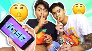 THE FINAL QUIETEST CHALLENGE! (ft. Baby Brother)