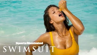 Emily DiDonato Gives You A Taste Of Turks & Caicos | Uncovered | Sports Illustrated Swimsuit