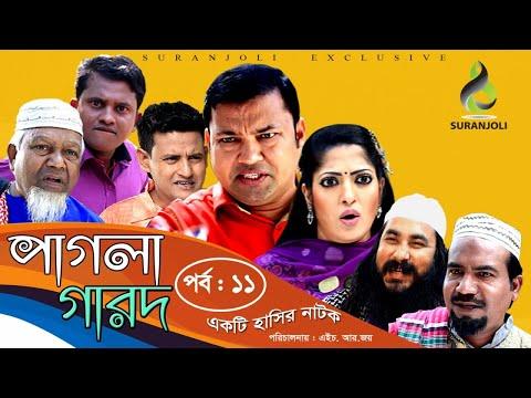 Pagla Garod (পাগলা গারদ ) - Epi 11   Siddik   Humayra Himu   Shahin   Luton Taj - Bangla Eid Natok