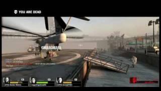 Left 4 Dead 2: Best Bridge Finale Ever