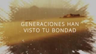Paul Wilbur - Por Siempre Fiel (Lyric Video)
