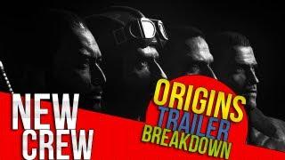 Black Ops 2 Zombies l ORIGINS Trailer Breakdown! Reznov and Mason(BO2 DLC 4)