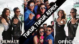 Tukur Tukur Remix  Dilwale  Shah Rukh Khan Kajol  Varun  Kriti  Dj Shilpi Mix