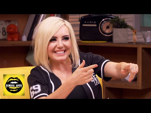 Always Open: Ep. 22 - Jessica Nigri and her Steamed Panties | Rooster Teeth