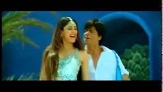 Kareena Kapoor ft Shahrukh Khan - Temptation