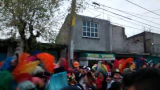 Carnaval de san Juanico primavera 2015