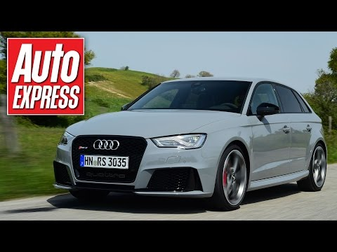New Audi RS3 behind the wheel of 362bhp hyper hatch