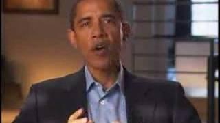 Barack Obama Announcement For President