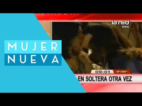 Elvira Cristi recuerda su beso lésbico en Soltera otra vez