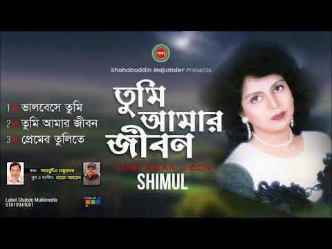 Shimul - Tumi Amar Jibon | তুমি আমার জীবন | Bangla Audio Song 2018 | Shabdo