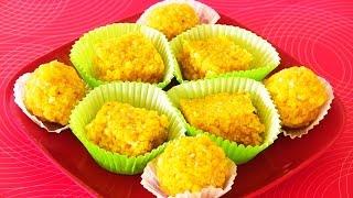 Making Big Batch Of Boondi Motichoor Ladoo Barfi Video Recipe Bhavna's Kitchen