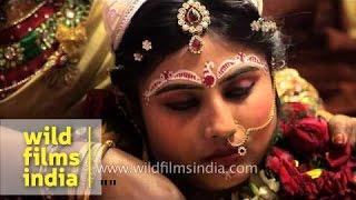 Hindu Bengali wedding ceremony