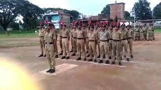 Charama Ncc drill test Bhanupratpur camp