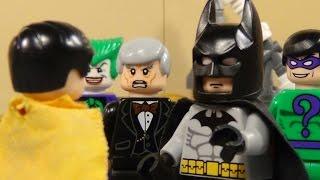Lego Batman- Alfred's Revenge