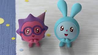 Малышарики -  Все новые серии - Сборник мультиков для самых маленьких
