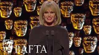Joanna Lumley's Opening Monologue at the EE BAFTA Film Awards 2018