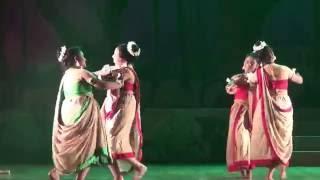 Chomke Chomke Dhiru Bhiru Paay - Shreyoshee's Performance in Shakuntala