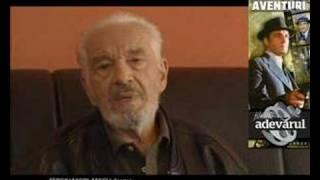 Interviu Sergiu Nicolaescu despre Cu mainile curate