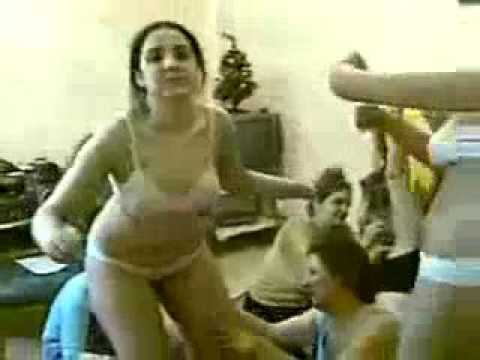 Indian Girls In A Marriage Party Dancing In Bra Panty