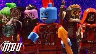 LEGO Yondu and the Ravagers (Guardians of the Galaxy)