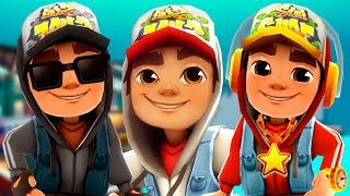 SUBWAY SURFERS - ICELAND 2018 ✔ JAKE+STAR OUTFIT+DARK OUTFIT AND 141 MYSTERY BOXES OPENING
