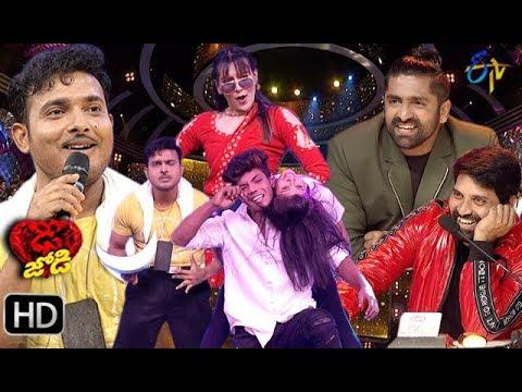 Xxx Mp4 Dhee Jodi 12th December 2018 Full Episode ETV Telugu 3gp Sex