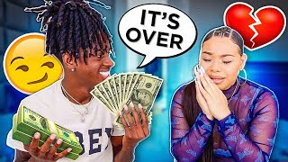 I PAID MY GIRLFRIEND TO BREAK UP WITH ME! (IT WORKED)