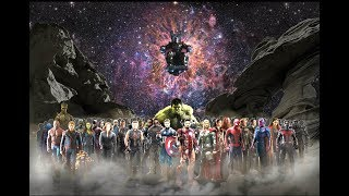 AVENGERS Infinity War 2018 THE Viral Video & the first look