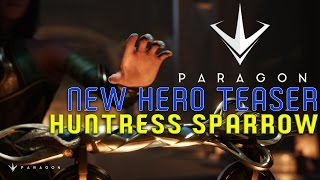 Paragon: v38.3 Hero Teaser, and Sparrow Huntress Skin!?