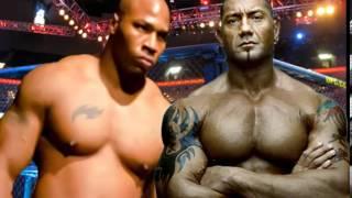 Dave Batista vs Rashid Evans - Debut MMA Fight