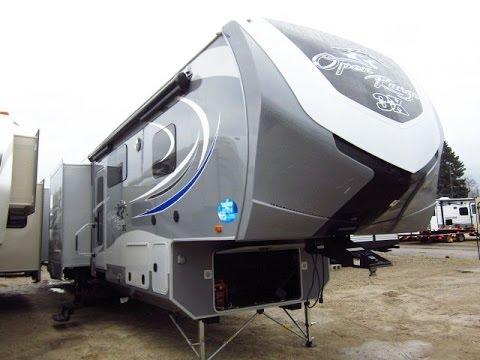 HaylettRV.com - 2016 3X model 427BHS Bunkhouse Fifth Wheel by Open Range RV