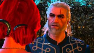 The Witcher 3 Drunk Triss (Romance Scene)