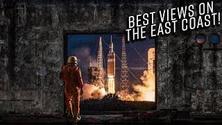 The best places to watch a rocket launch in Florida!