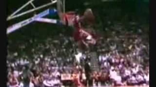 Michael Jordan - I Believe I Can Fly