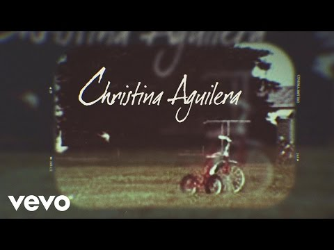 Christina Aguilera Change Lyric Video