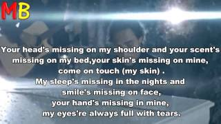 Eksik / Missing Song Translation- Mustafa Ceceli & Elvan Günaydin