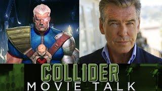 Are Ryan Reynolds and Hugh Jackman Teasing Pierce Brosnan As Cable? - Collider Movie Talk