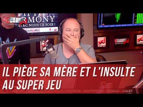 Xxx Mp4 Il Piège Sa Mère Et L Insulte Au Super Jeu C'Cauet Sur NRJ 3gp Sex
