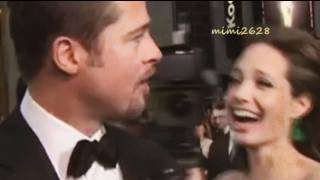 Angelina Jolie &  Brad Pitt - Love song