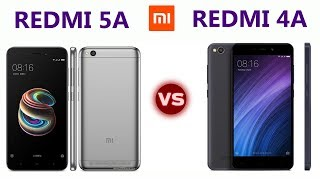 Redmi 5A vs 4A Find out the best to buy