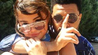 Selena Gomez & The Weeknd Coachella 2017 PDA